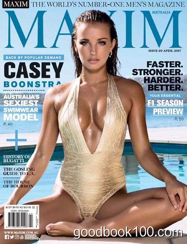 Maxim Australia – April 2017