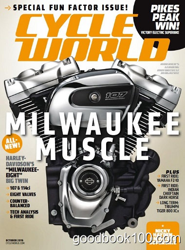 Cycle World – October 2016