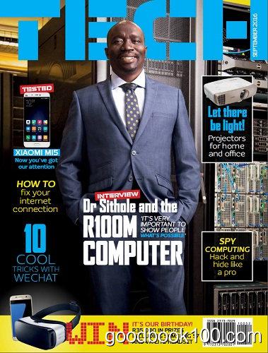 Tech Magazine – September 2016