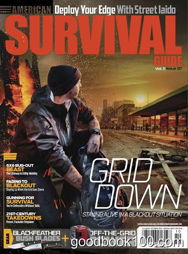 American Survival Guide – October 2016