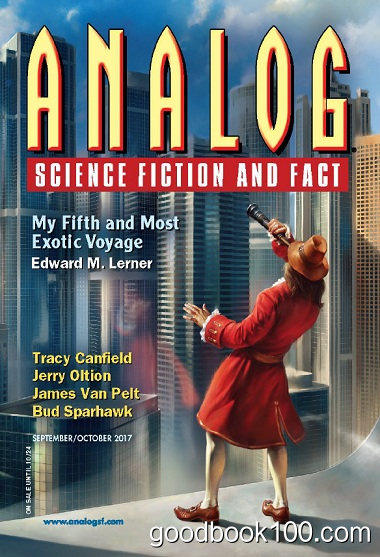Analog Science Fiction and Fact – September/October 2017