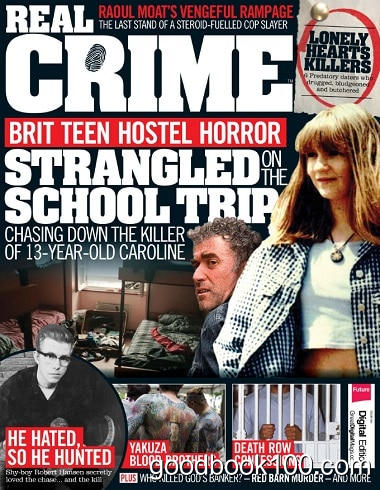 Real Crime – Issue 21, 2017