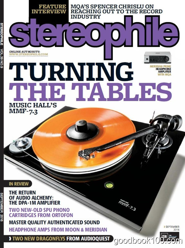 Stereophile – September 2016