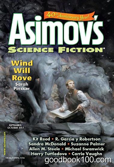 Asimov's Science Fiction – September/October 2017