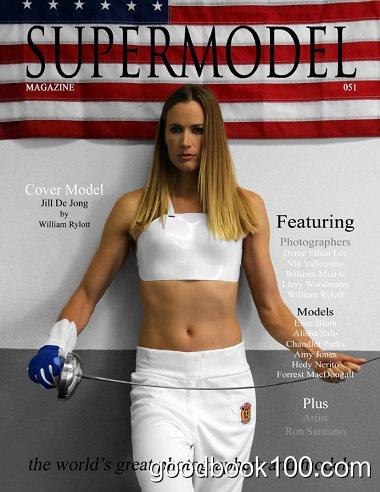 Supermodel Magazine – Issue 51 2017
