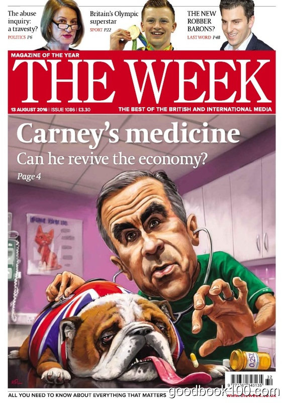 The Week UK – 13 August 2016
