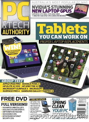 PC & Tech Authority – October 2016