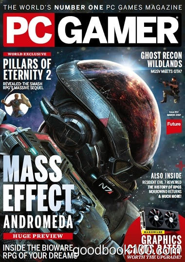 PC Gamer UK – March 2017