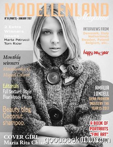 Modellenland Magazine – Part3, January 2017