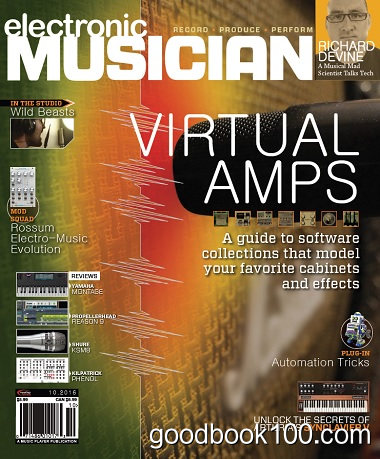 Electronic Musician – October 2016