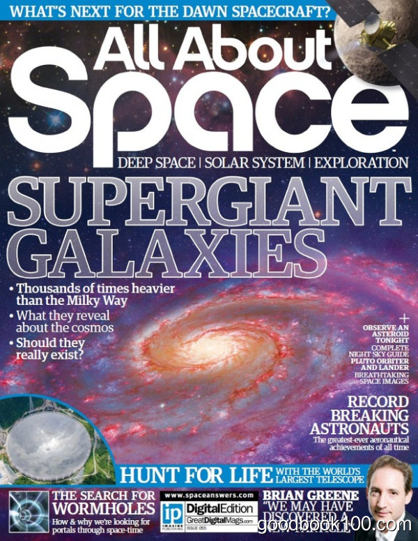 All About Space – Issue 55 2016