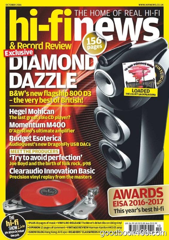 Hi-Fi News – October 2016