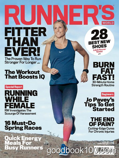 Runner's World UK – April 2017