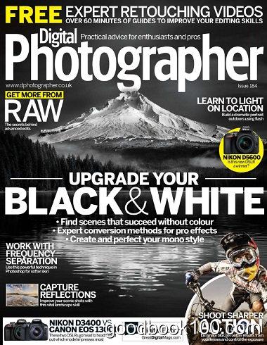 Digital Photographer – Issue 184, 2017