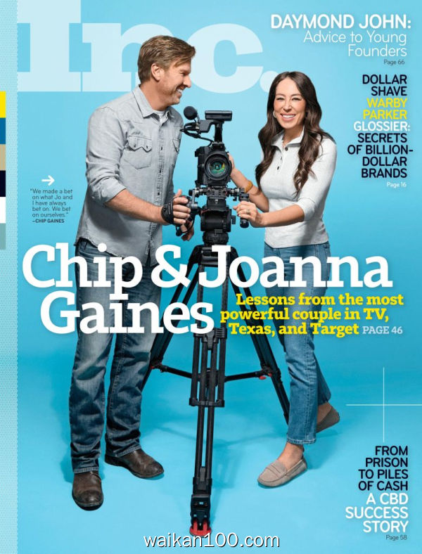 Inc Magazine 3月刊 2020年 [96MB]