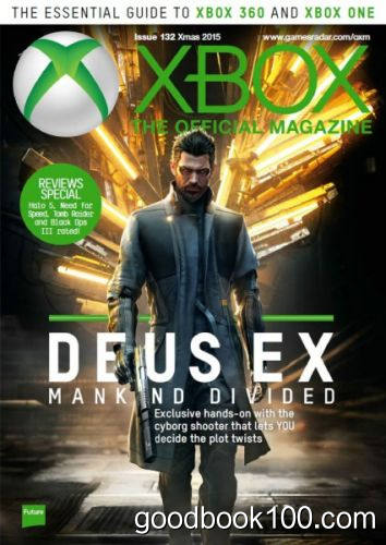 Xbox: The Official Magazine – Issue 132, Xmas 2015