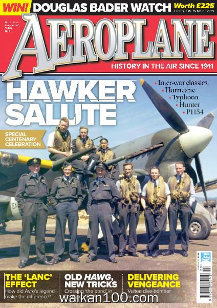 Aeroplane 总期数No.563 3月刊 2020年 [23MB]