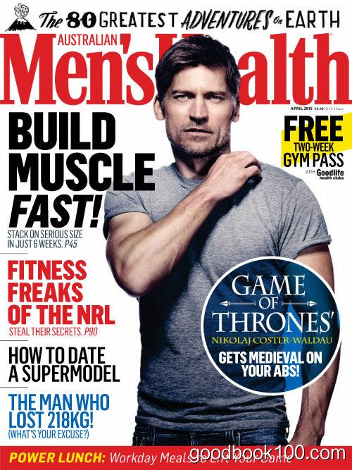 Men's Health Australia – April 2015