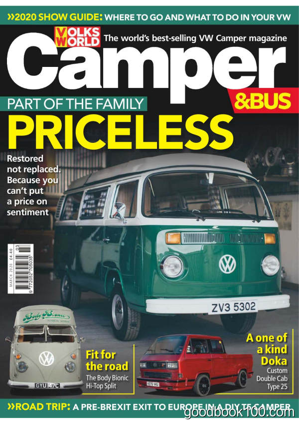 VW_Camper_amp_Bus_-_March_2020英文原版高清PDF电子杂志下载