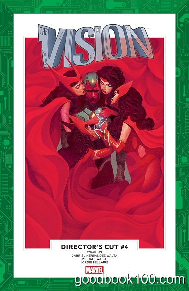 Vision – Director's Cut #4 [2017]