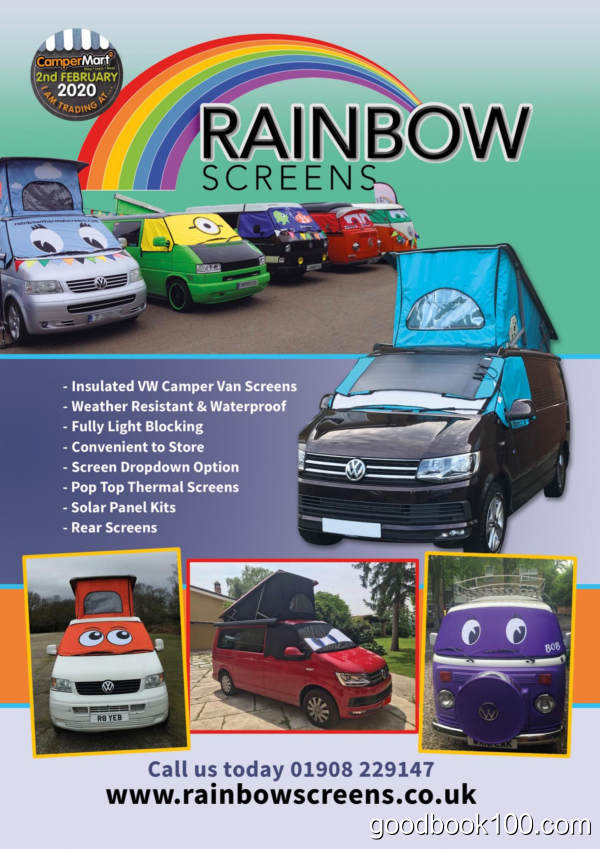 Volkswagen_Camper_amp_Commercial_-_February_2020英文原版高清PDF电子杂志下载