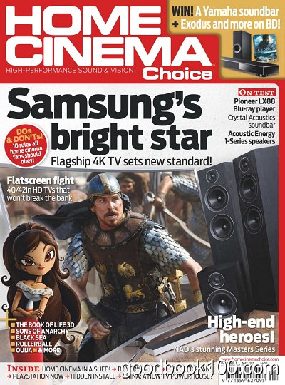 Home Cinema Choice – May 2015