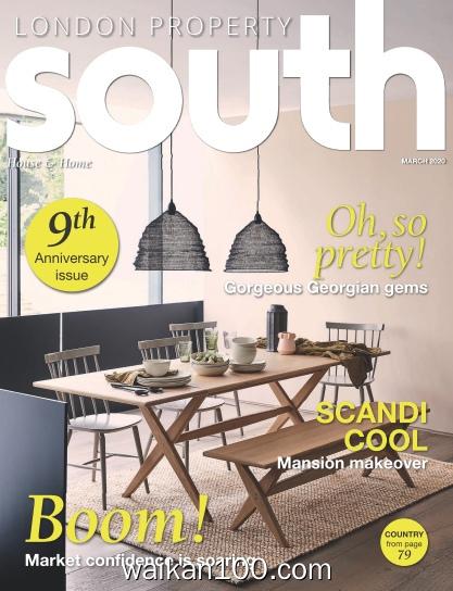 London Property South 3月刊 2020年 [41MB]