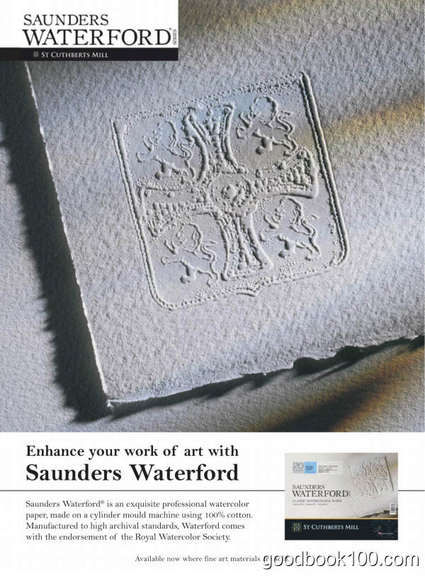 Watercolor_Artist_-_April_2020英文原版高清PDF电子杂志下载