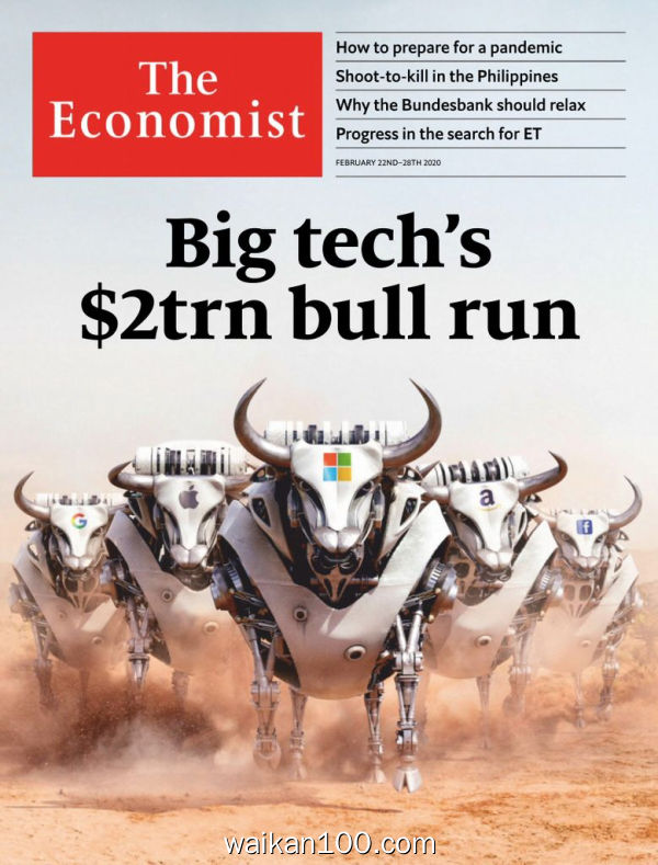 The Economist Latin America 22 2月刊 2020年 [26MB]