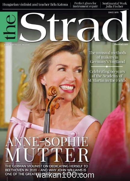 The Strad 4月刊 2020年 [27MB]