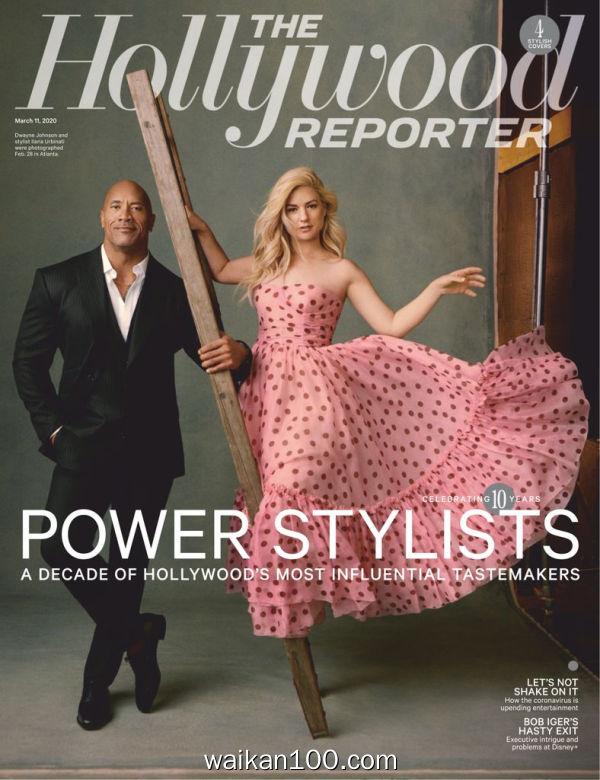 The Hollywood Reporter 3月刊 11 2020年高清PDF电子杂志外刊期刊下载英文原版