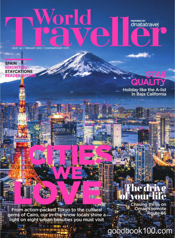 World_Traveller_-_February_2020英文原版高清PDF电子杂志下载