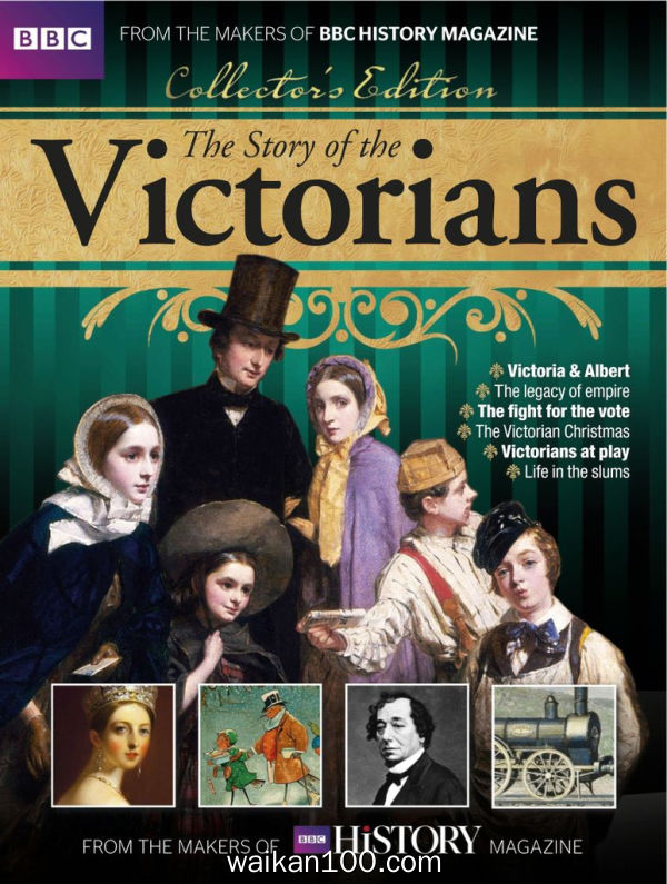 The Story of the Victorians 2月刊 2020年 [146MB]