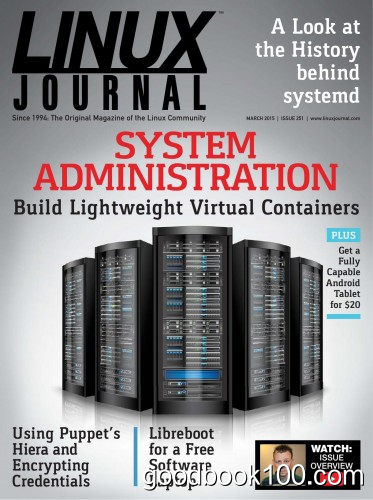 Linux Journal – March 2015