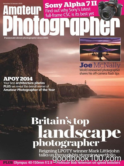 Amateur Photographer – 31 January 2015
