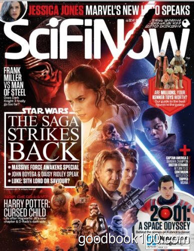 SciFiNow – Issue 113, 2015