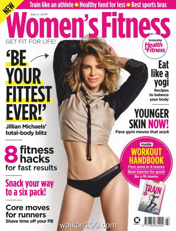 [英国版]Health&Fitness 3月刊 2020年 [35MB]