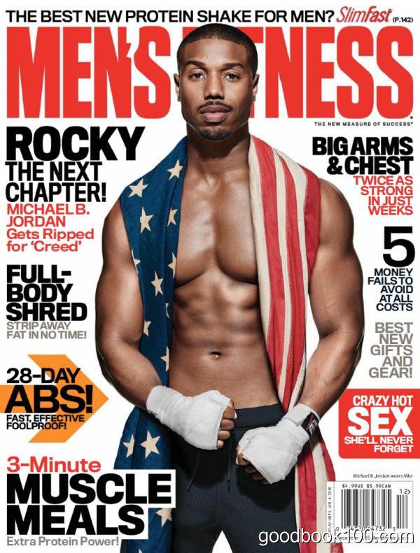 Men's Fitness USA – December 2015