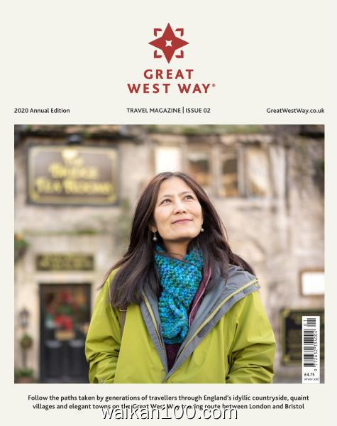 Great West Way Travel 总期数No.2 2020年 Annual Edition高清PDF电子杂志外刊期刊下载英文原版