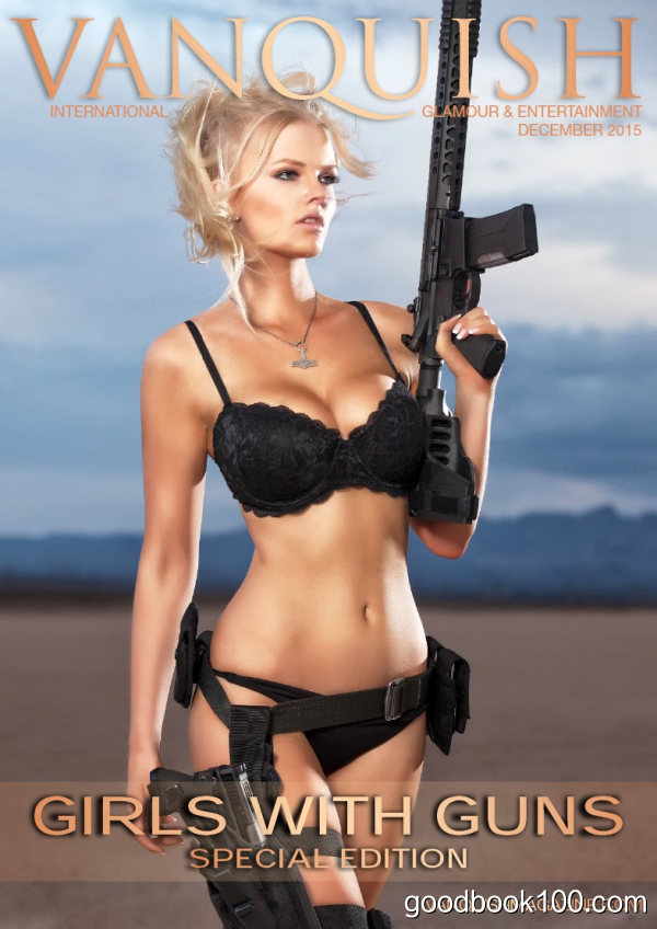Vanquish – December 2015 (Girls with Guns)