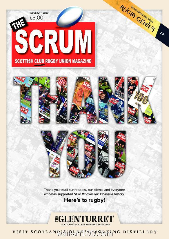 SCRUM Magazine 4月刊 2020年 [139MB]