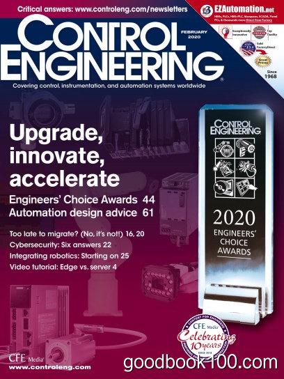 Control_Engineering_-_February_2020英文原版高清PDF电子杂志下载