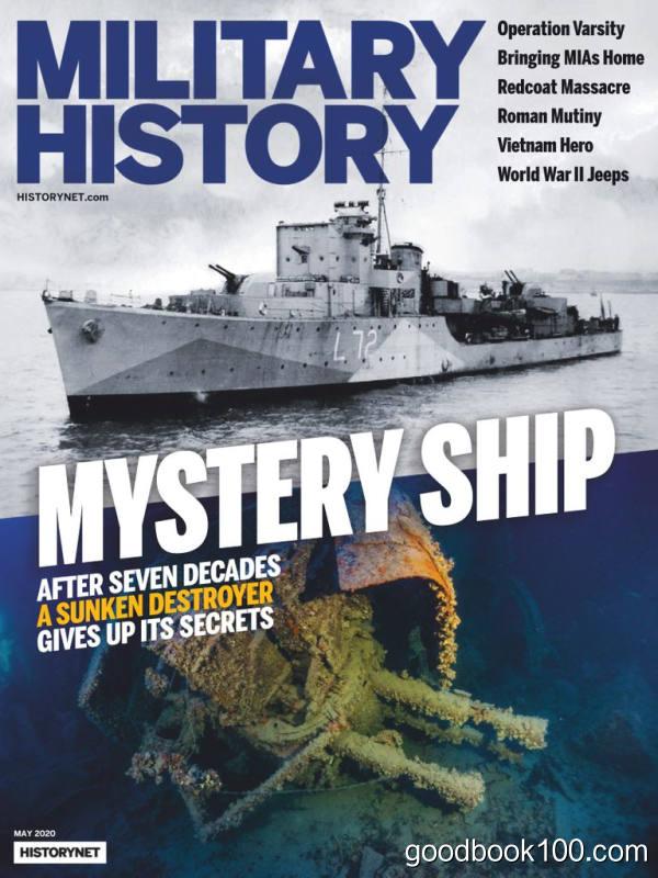 Military_History_-_May_2020英文原版高清PDF电子杂志下载