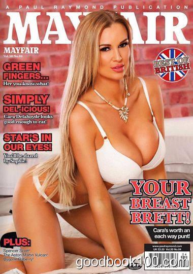 Mayfair – Volume 50 Issue 4, 2015