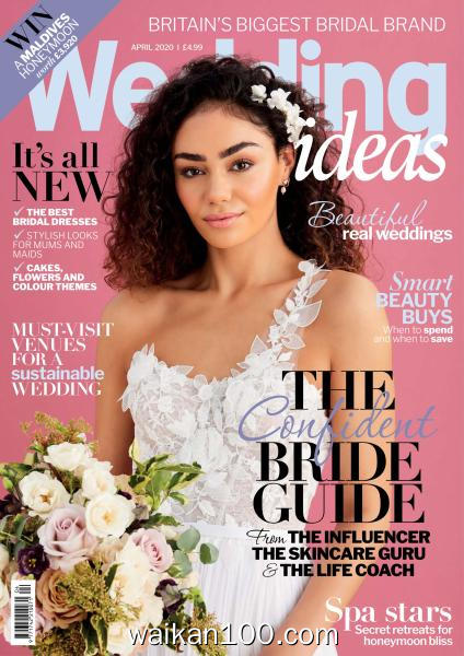 Wedding Ideas 4月刊 2020年 [77MB]
