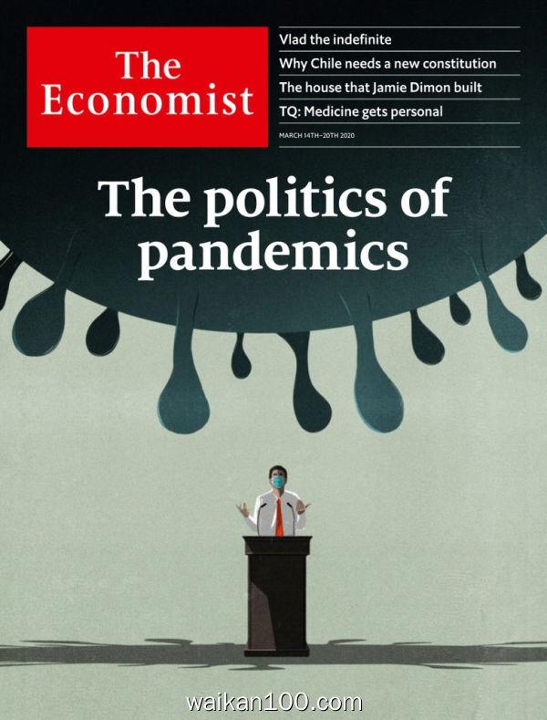 The Economist Asia Edition 3月刊 14 2020年 [21MB]