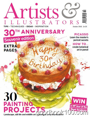 Artists & Illustrators – October 2016