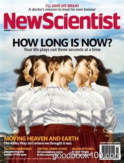 New Scientist – 10 January 2015