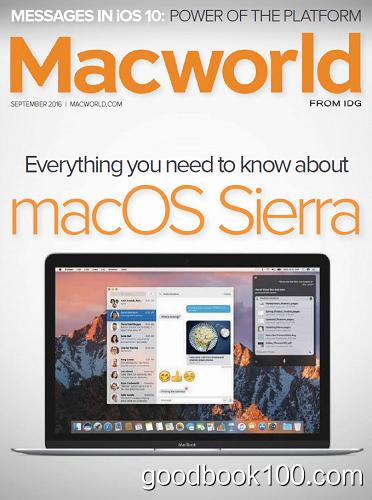 Macworld Australia – September 2016