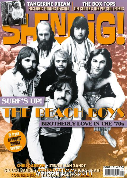 Shindig! 总期数No.101 3月刊 2020年 [63MB]